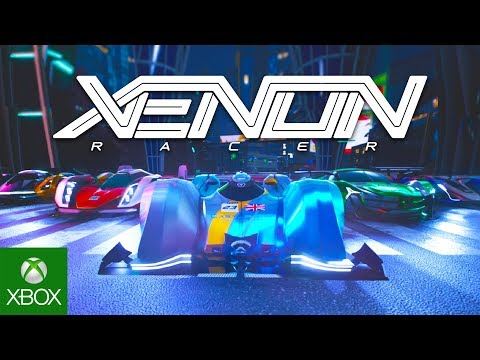 Xenon Racer - Reveal Trailer Mp3