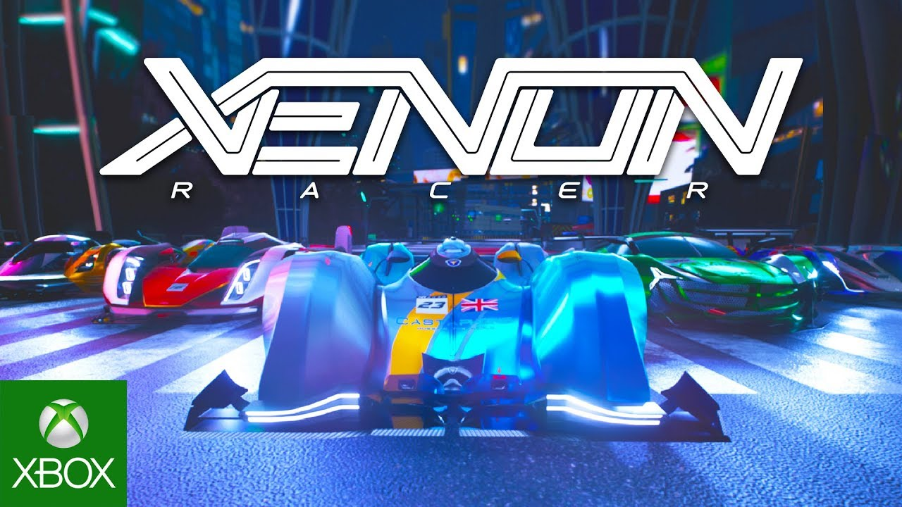 Image result for xbox one xenon racer