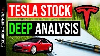 📈 Tesla Stock Analysis - Deep Dive in TSLA 📈