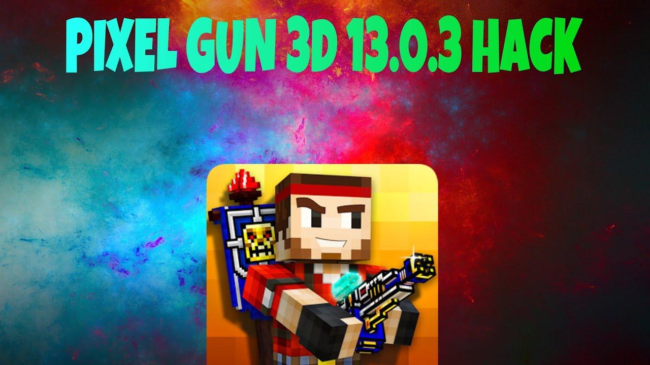 pixel gun 3d mod apk 13.0.3