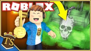 FINDS THE KEY TO SUPER SECRET SUPER CANCER! -Mad City | Danish Roblox