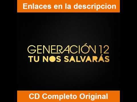 Descarga el CD Completo Generacion 12