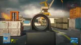 Battlefield 3 Noshahr Canals Team Deathmatch Carnage PC Gameplay