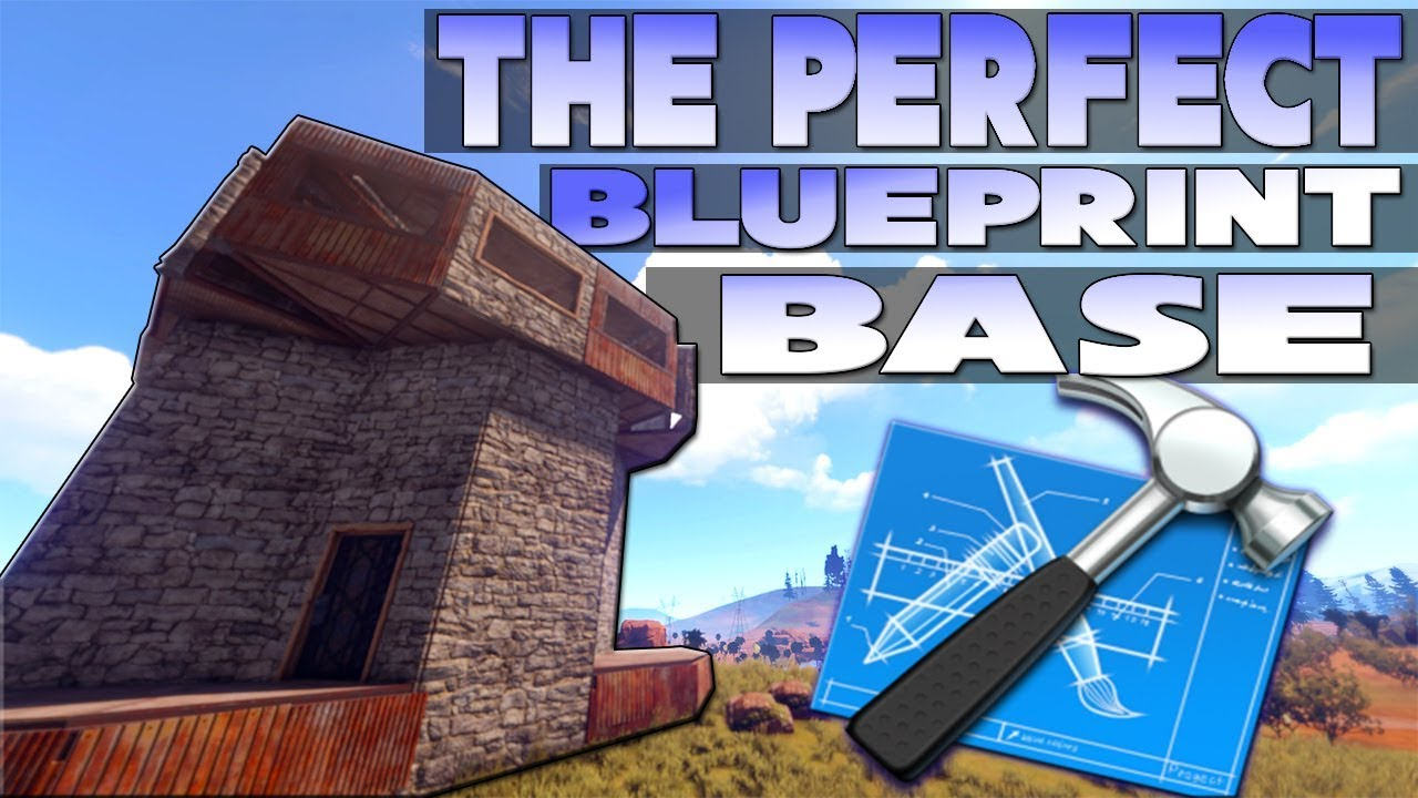 I finally made the perfect base for blueprints system rust i finally made the perfect base for blueprints system rust building malvernweather Images