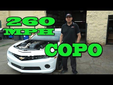 260 MPH COPO Camaro Texas Mile Race car!  2500 HP 632 Nelson Racing Engines Beast.