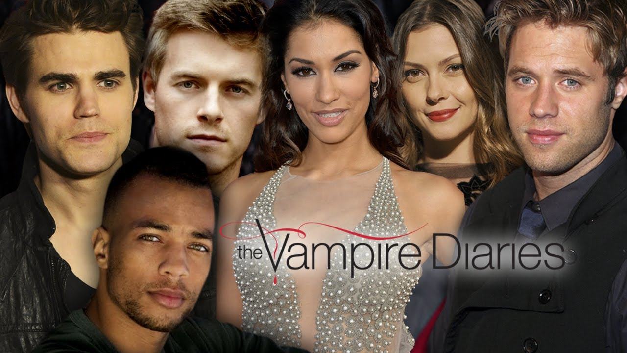 where are the cast of vampire diaries