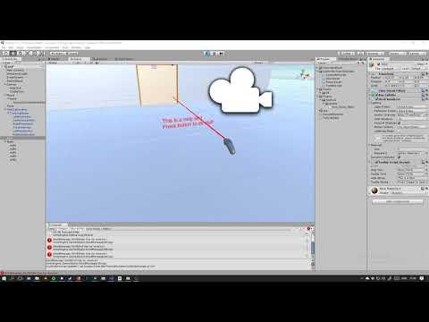 Unity Tutorial 3: VR Controller Input & Movement ( Oculus Go / Rift