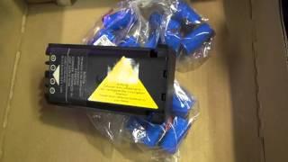 Siemens P1 C5 carphone battery repair