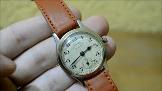 видео Часы west end watch co sowar