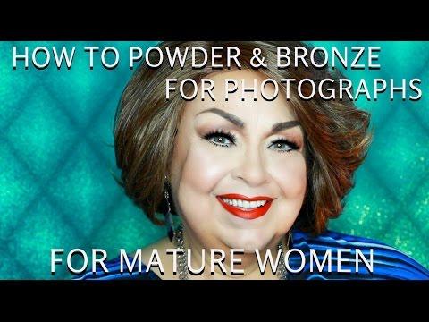 POWDER & BRONZER TIPS FOR WOMEN OVER 50