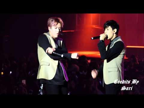 美 By BamBam & Yugyeom @ 150131 GOT7 2015 Asia Tour Showcase in H.K