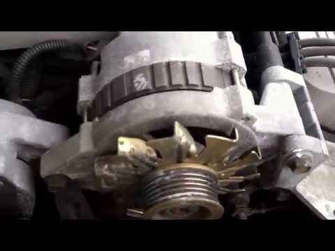 Oldsmobile Eighty Eight 3800 Alternator Replacement
