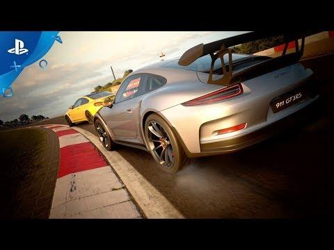 Gran Turismo Sport - Opening Trailer   PS4 - Видео онлайн