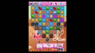 Candy Crush Saga Level 156 Walkthrough