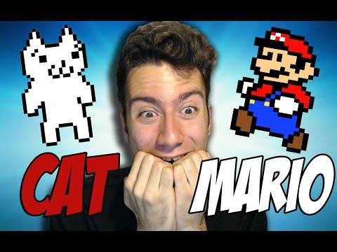 SİNİRDEN KENDİMİ YIRTCAM!! - Cat Mario