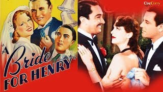 A Bride for Henry (1937) | English Comedy Movie | Anne Nagel, Warren Hull