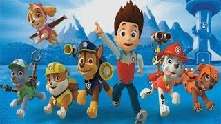 PAW Patrol 3D Pups Save the Day Movie Game (2014)