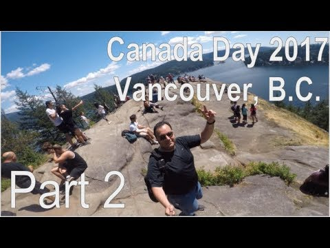 Vancouver Canada Day 2017 Part 2 of 2