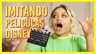 Karol Sevilla I Imitando Peliculas Disney I #ImitandoPeliculasDisney