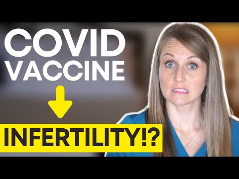 Can COVID-19 Vaccine Cause Infertility? | ObGyn Doctor Answers