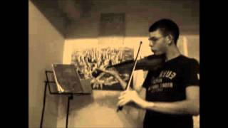 Ode to Joy Violin cover