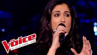 Alex Hepburn Under Claudia Costa The Voice France 2014 Épreuve Ultime