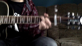 How to play Every Rose Has It39s Thorn on Guitar