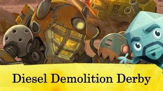 Diesel Demolition Derby Review - with Zee Garcia thumbnail