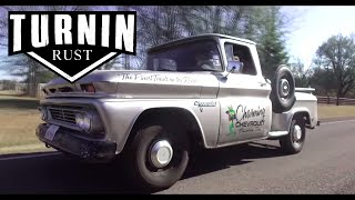 Charming Christmas | 1960 Chevy Apache | Turnin Rust Episode 2