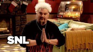 Guy Fieri's Full Throttle Christmas Special - SNL
