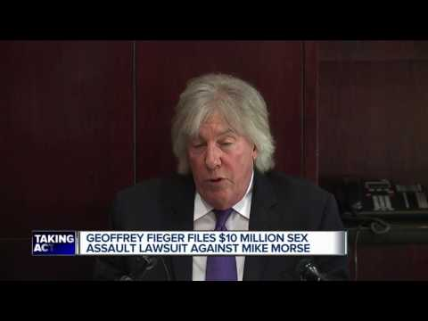 Geoffrey Fieger files $10M sex assault lawsuit against Mike Morse