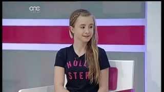 Kerry Ingram interview on Maltese TV show Kalamita, 12 June 2014