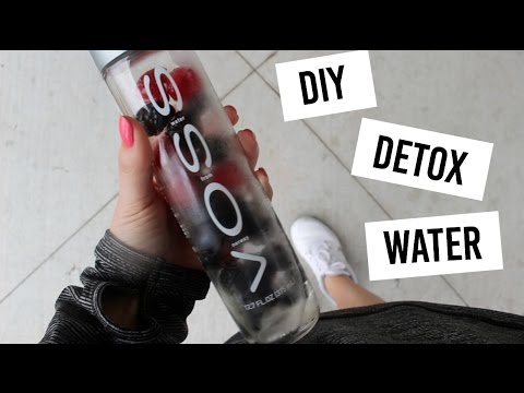 Lose Weight Fast | DIY Detox Water Recipes (look Tumblr & Taste Great)