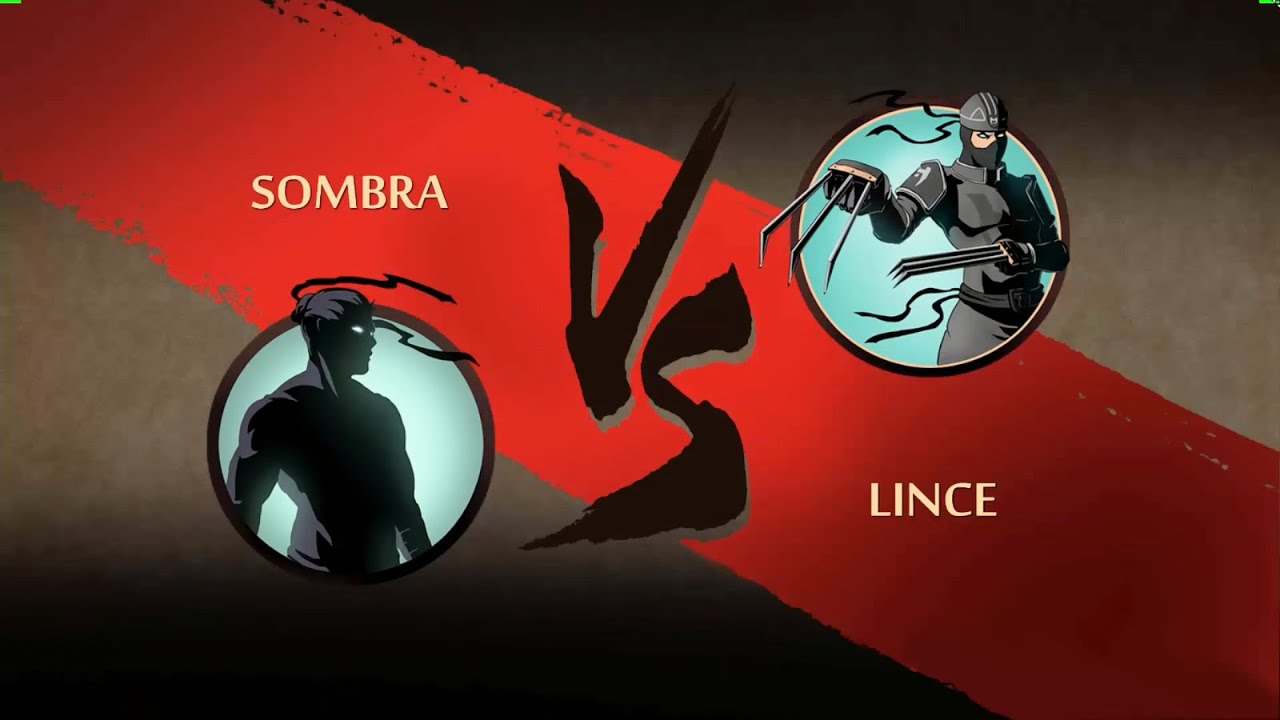 Download SOMBRA VS LINCE, Shadow Fight 2
