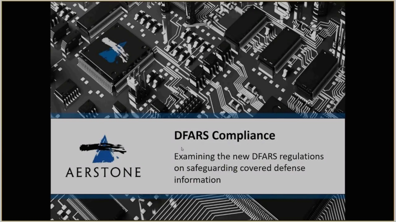 NIST 800-171 Cybersecurity Assessments for DFARS Compliance