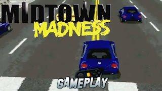 Midtown Madness PC Gameplay