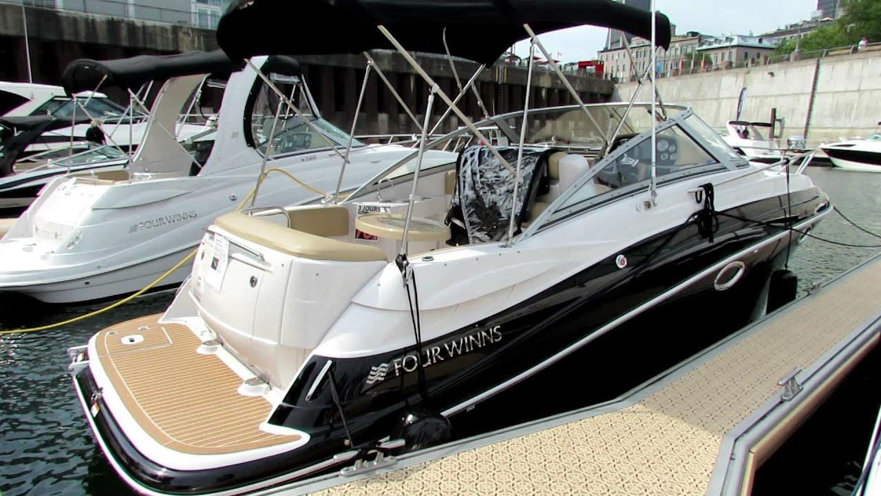 2011 Four Winns V265 Motor Boat Exterior And Interior