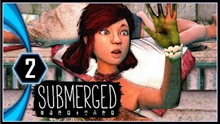Submerged Gameplay PC - Skyline Condos & Rungholt Memorial Library [Part 2]