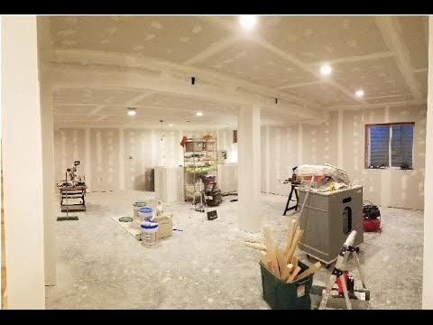 Cost To Sheetrock A Basement Tcworks Org
