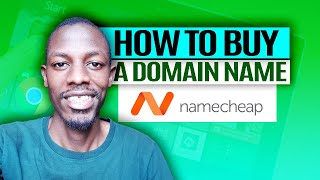 How To Purchase a Domain Name with Namecheap - Getting Your Business Online Course with Mugabi Imran