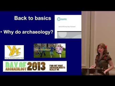 The role of Local Government Archaeologists in translating research into practice