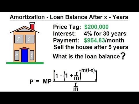 business-math---finance-math-(23-of-30)-amortization---loan-balance-after-x--years
