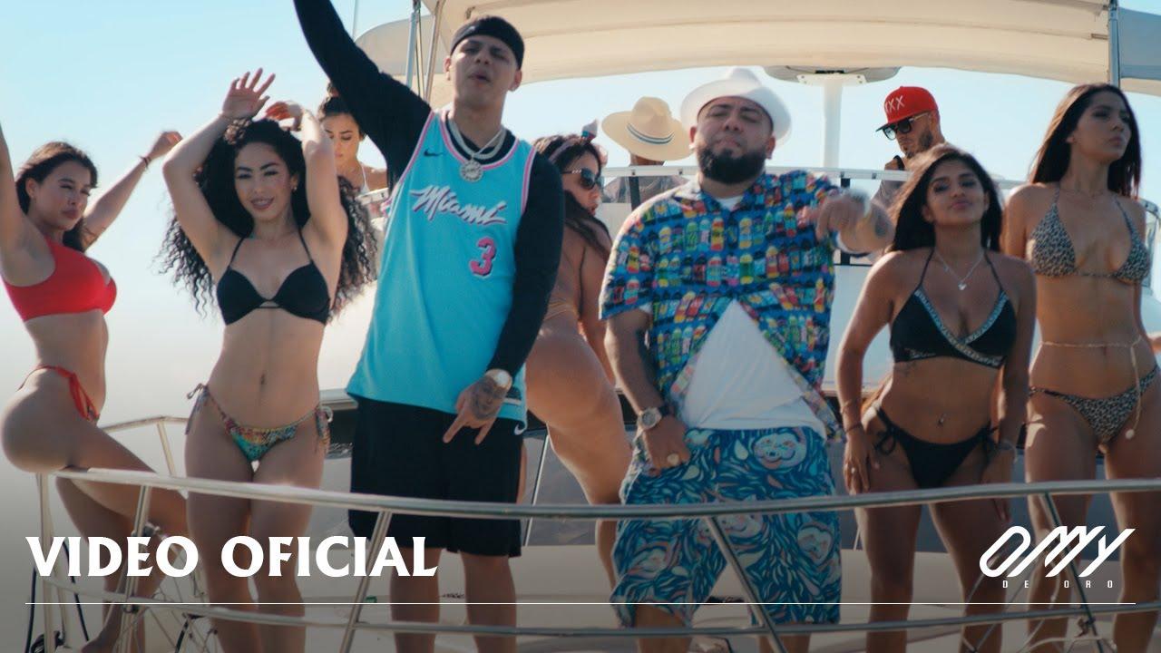 MIAMI - OMY DE ORO x ÑEJO (Official Video)