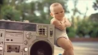 Baby  dance on swag sa karaga sab ka swagat edited by danish