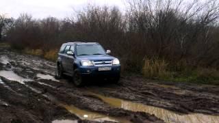 ZX LandMark по грязи