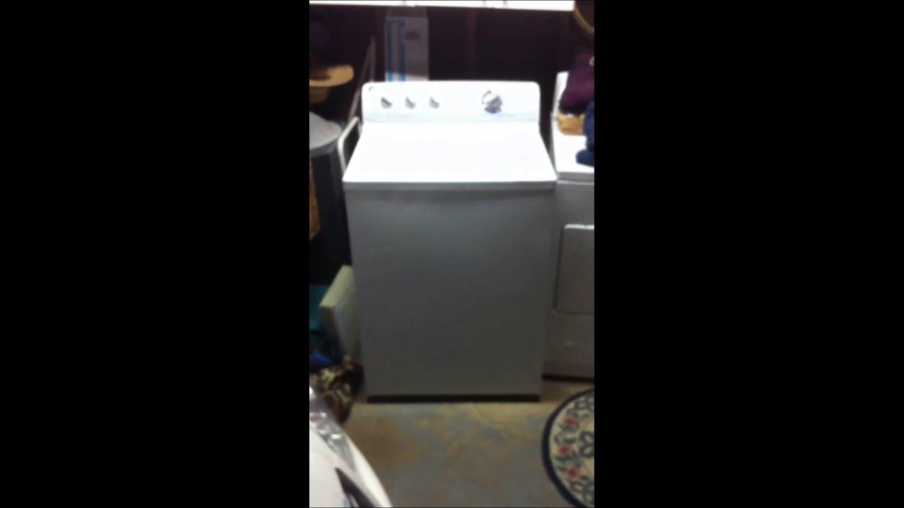 Ge Washing Machine Gone Wild Youtube