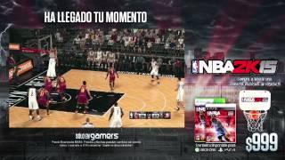 NBA 2K15 Gameplay - Gamers