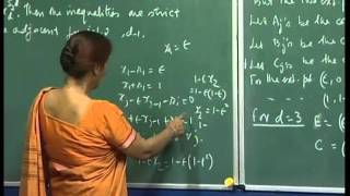 Mod-01 Lec-39 Simplex Algorithm is not polynomial time- An example.
