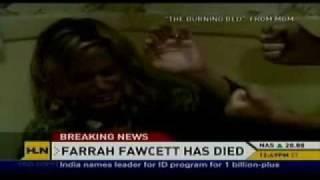 Actress Farrah Fawcett Died June 25 2009 One Of Charlie's Angel DIED