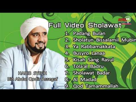 [FULL VIDEO] Sholawat -  Habib Syech Bin Abdul Qodir Assegaf